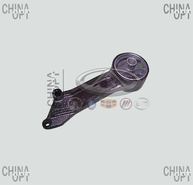 Подушка редуктора заднего моста правая, 4X4, Chery Tiggo [2.4, до 2010г.,AT], T11-2402050BA, Original parts