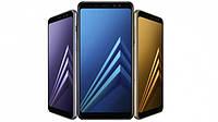 Samsung анонсировала безрамочные смартфоны Galaxy A8 и A8 Plus