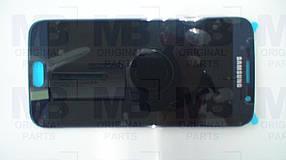 Дисплей Samsung G920 Galaxy S6 з сенсором Black , GH97-17260A