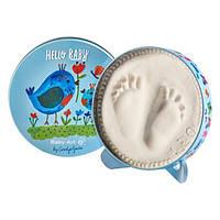 Baby Art Magic Box Птички Отпечаток в коробке (круглая)