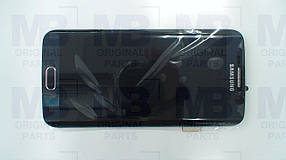 Дисплей Samsung G925 Galaxy S6 Edge с сенсором Black , GH97-17162A