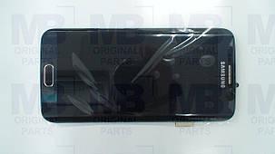 Дисплей Samsung G925 Galaxy S6 Edge с сенсором Black , GH97-17162A , фото 2