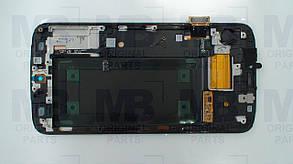 Дисплей Samsung G925 Galaxy S6 Edge с сенсором Black , GH97-17162A, фото 3