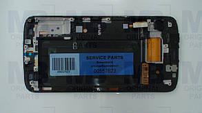 Дисплей с сенсором Samsung G925 Galaxy S6 Edge Золотой/Gold , GH97-17162C , фото 2