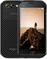 Doogee S30 2/16Gb IP68 5580 mAh Black