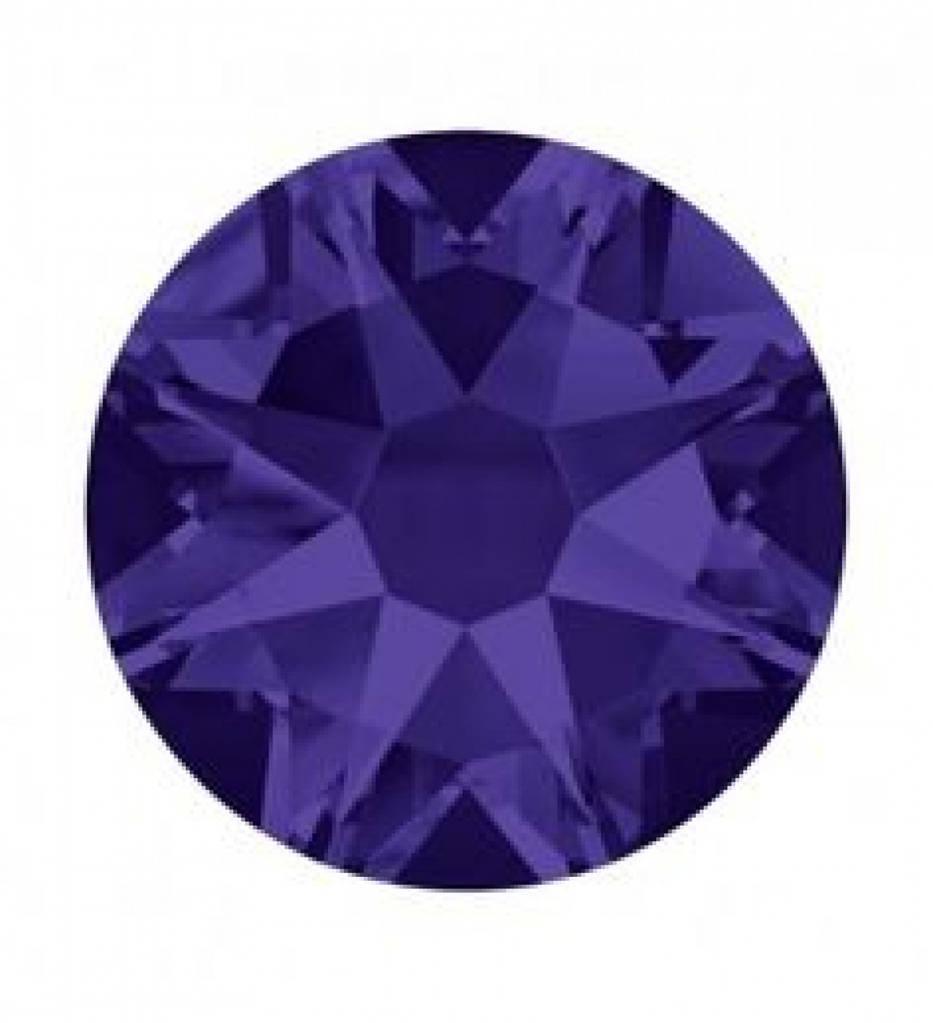 """Стразы """"Swarovski""""  2088  Purple Velvet (277) / SS12 - 10шт"""