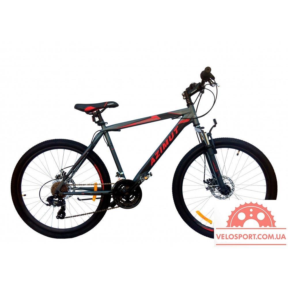 Подростковый велосипед Azimut Omega 24 GD