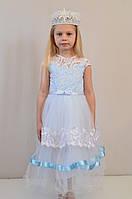 Детское нарядное праздничное платье для утренника