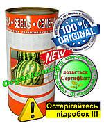Арбуз АСТРАХАНСКИЙ (Russia), среднепоздний, проф. семена, 500 грамм банка, обработанные