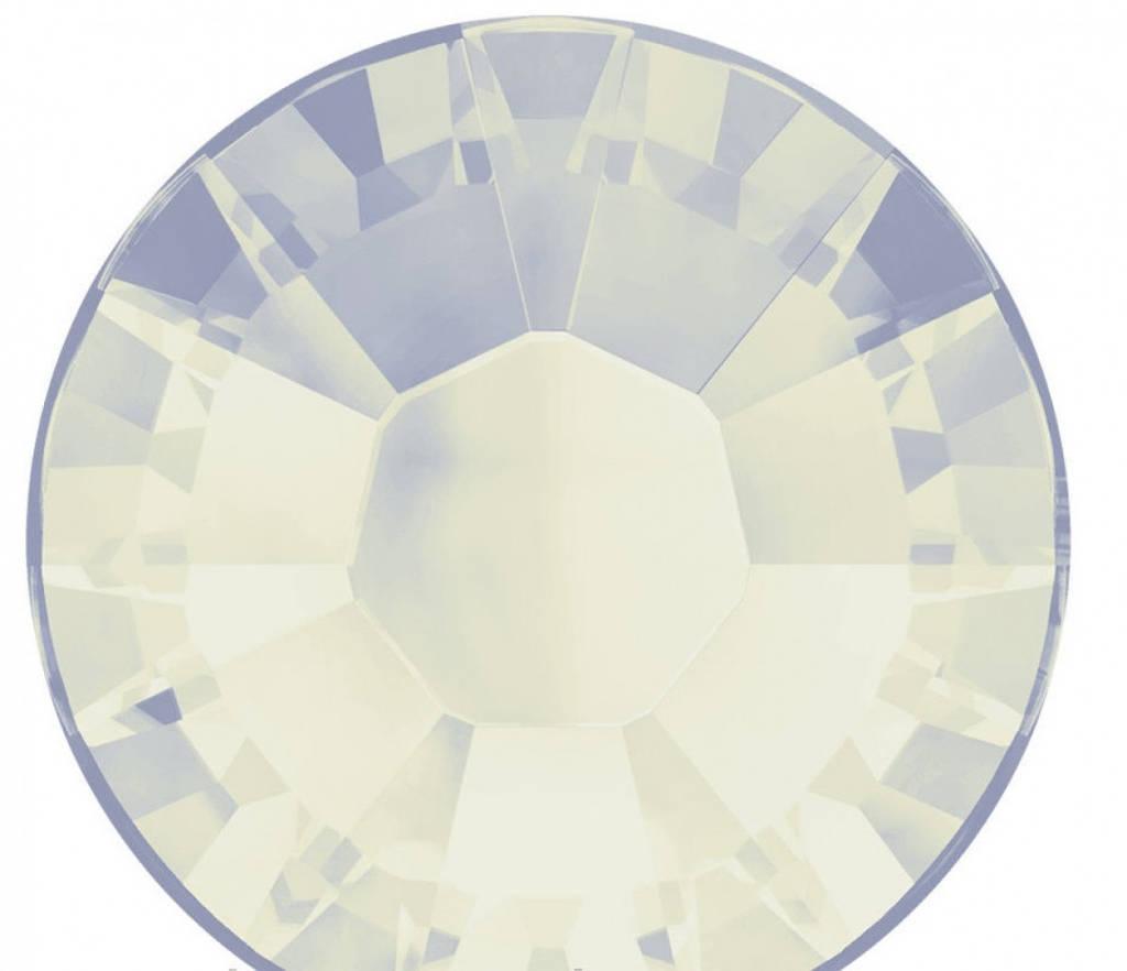 """Стразы """"Swarovski"""" 2058 White Opal F SS5 - 144 шт"""