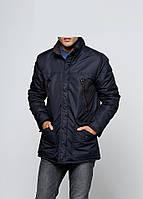 Мужская демисезонная куртка Bondi (50) темно-синий Bondi-77