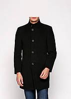 Мужское пальто стойка приталенного силуэта Mia-style Mia-006