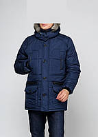 Мужская зимняя куртка Bondi (50) темно-синее Bondi-78