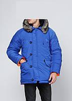 Куртка зимняя мужская Bondi (50) синий Bondi-79