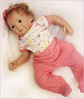 Кукла реборн Reborn Doll девочка 55 см. (1464), фото 1