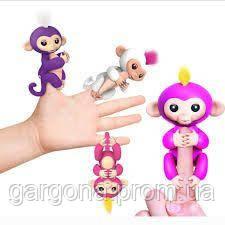 Интерактивная обезьянка на палец-Акция, фото 1