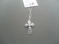 Маленький серебряный Крест Арт. Кр 41, фото 1