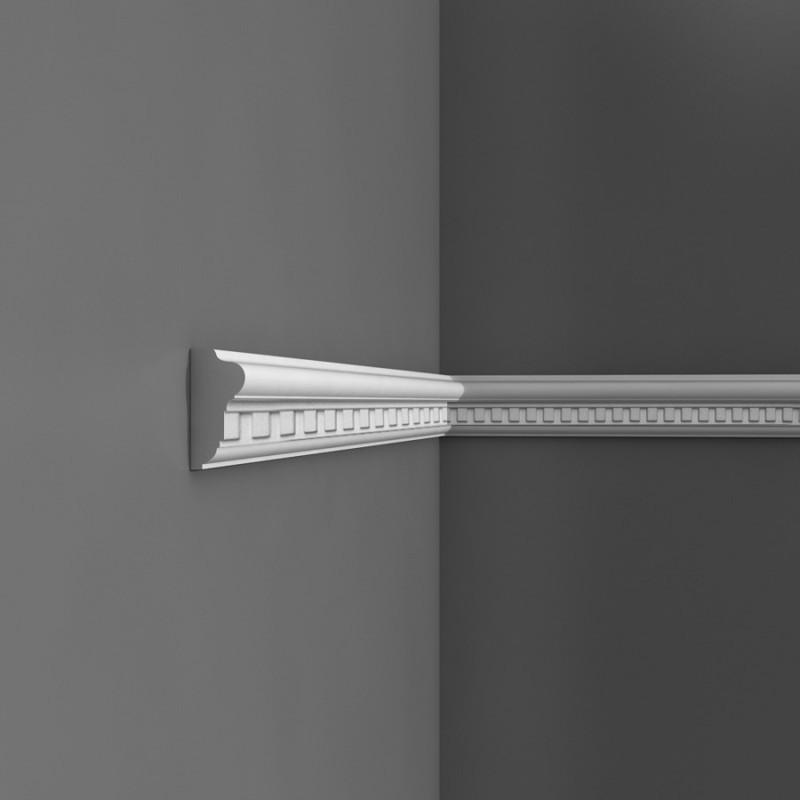 Молдинг Orac Decor P6020, 200 x 6.4 x 2.8 cm
