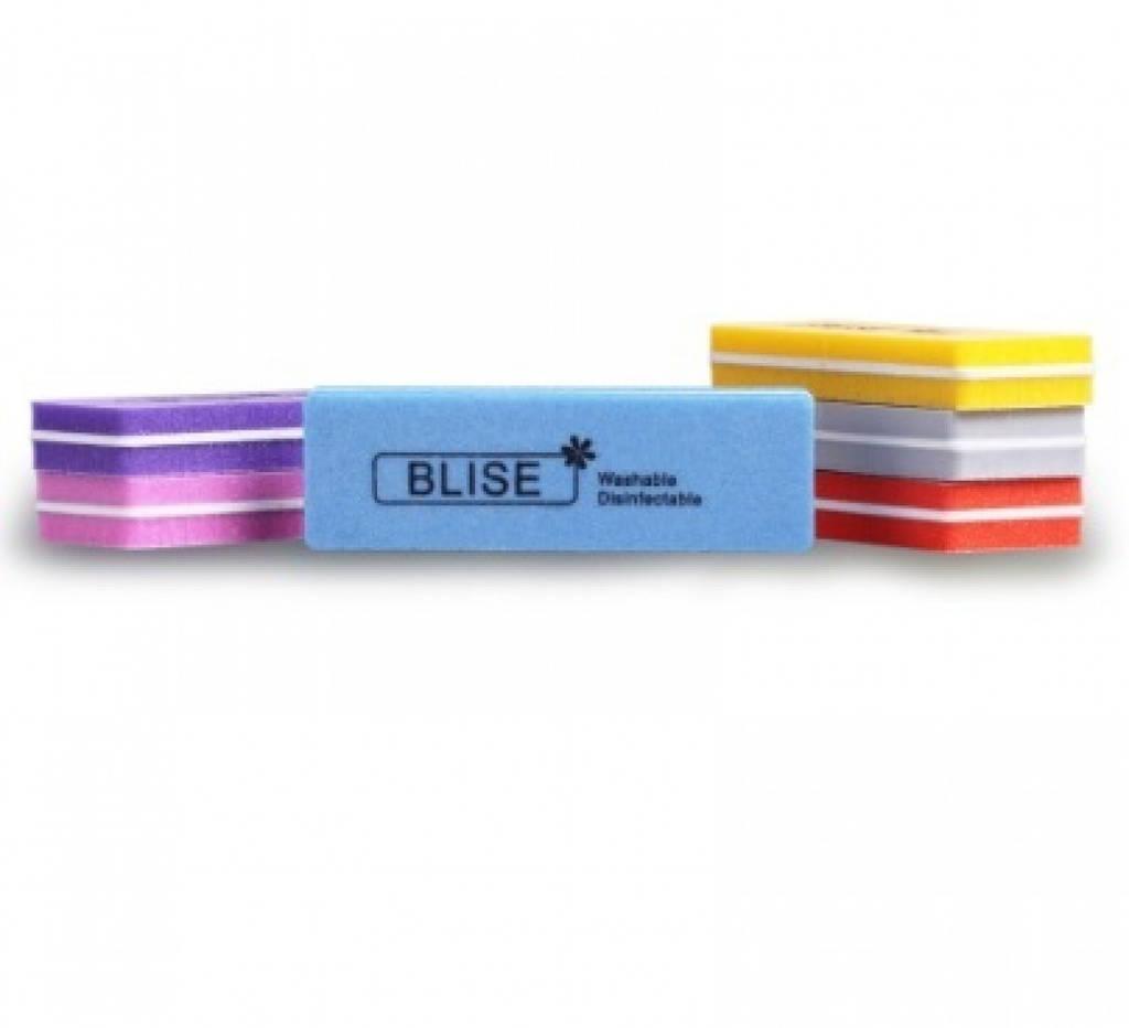 Баф BLISE 180/220 узкий фиолетовый