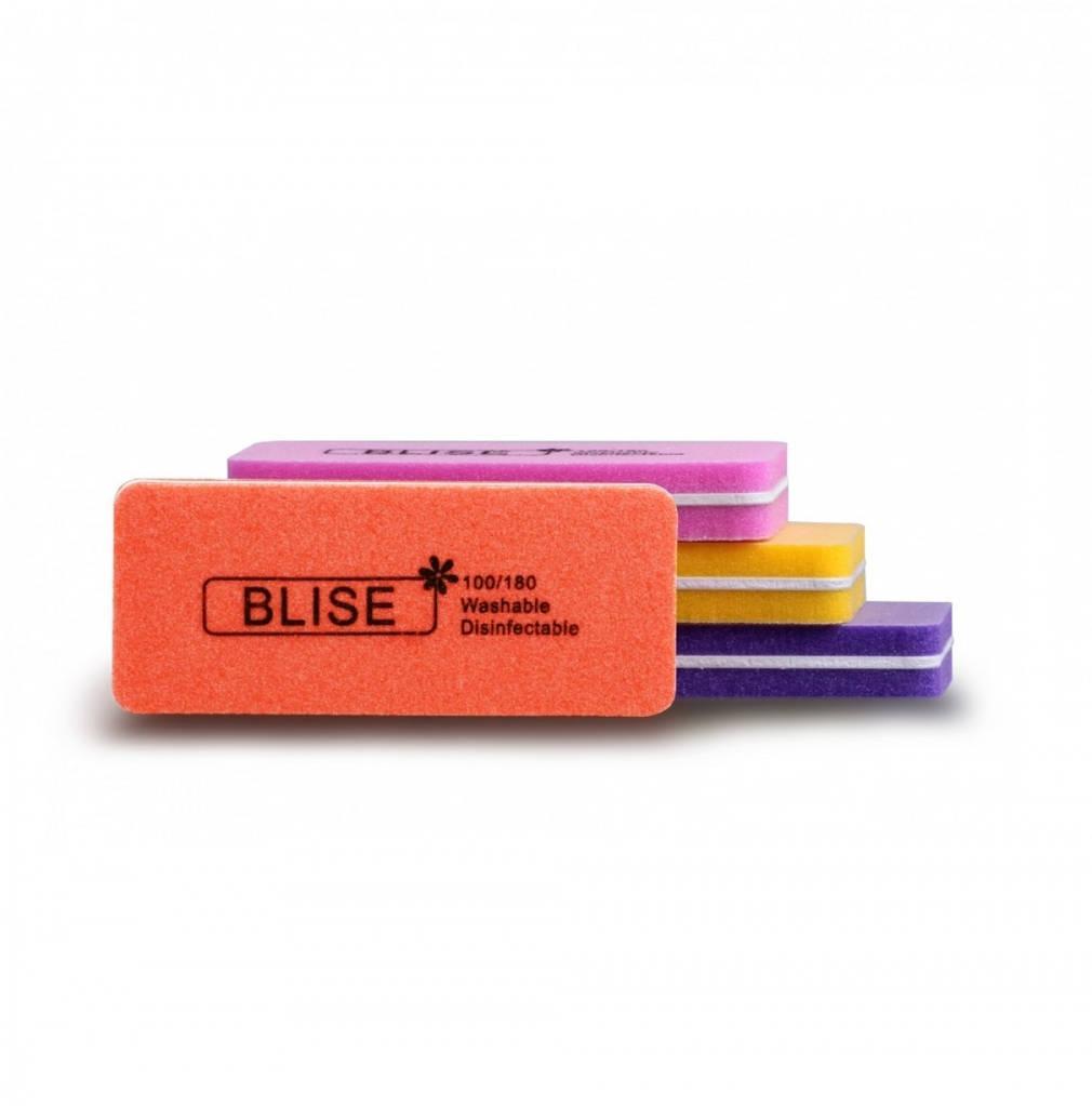 BLISE- Баф 100/180 малый (84 мм) фиолетовый