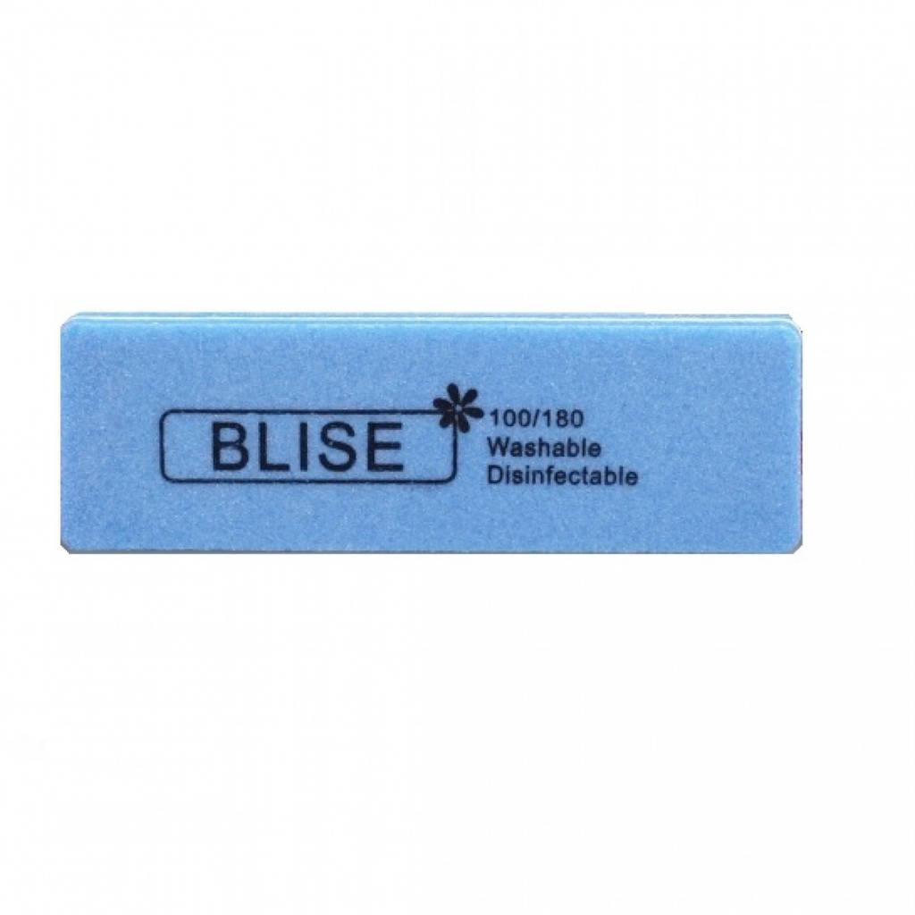 Баф BLISE 100/180 узкий синий