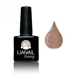 Гель-лак  Bunny brown Lianail 10ml