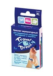 Акупунктурный браслет для взрослых Travel Dream