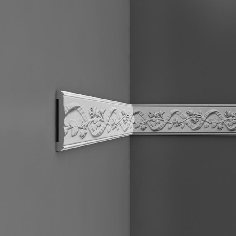 Молдинг Orac Decor P7010, 200 x 10.5 x 2 cm