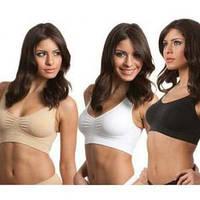 Бюстгальтер Ах Бра Ahh bra - aire bra ( В комплекте 3 штуки ), фото 1