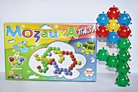 Конструктор-мозаика (крупные детали) 60 дет