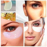 Коллагеновая маска-патч для век белая Collagen Crystal Eye Bag Mask, фото 1