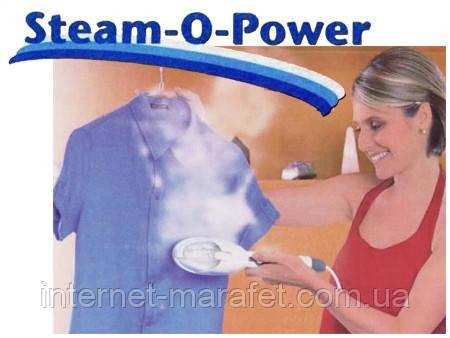 Паровая щетка Steam o Power (Стим о пауэр), фото 1