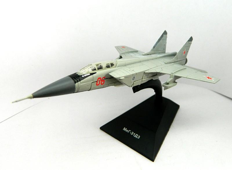 Легендарные Самолеты №73 МИГ-31ДЗ