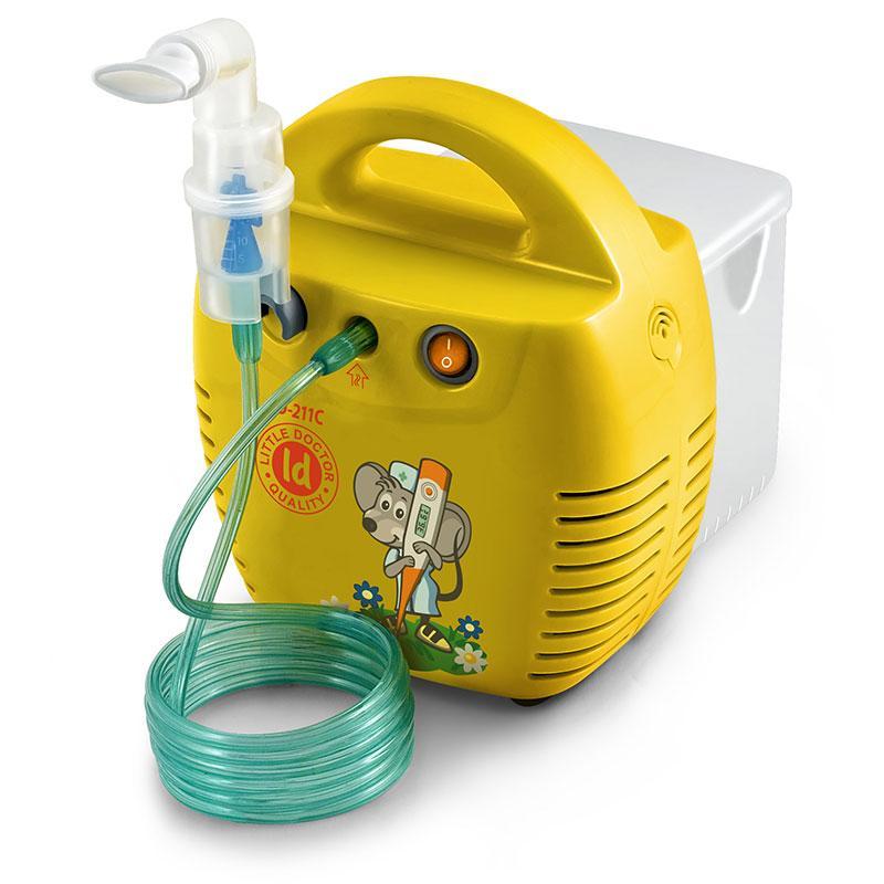 Ингалятор - небулайзер little doctor 211 С компрессорный для детей и взрослых