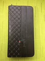 Клатч портмоне Vorpe New  черный Распродажа!, фото 1