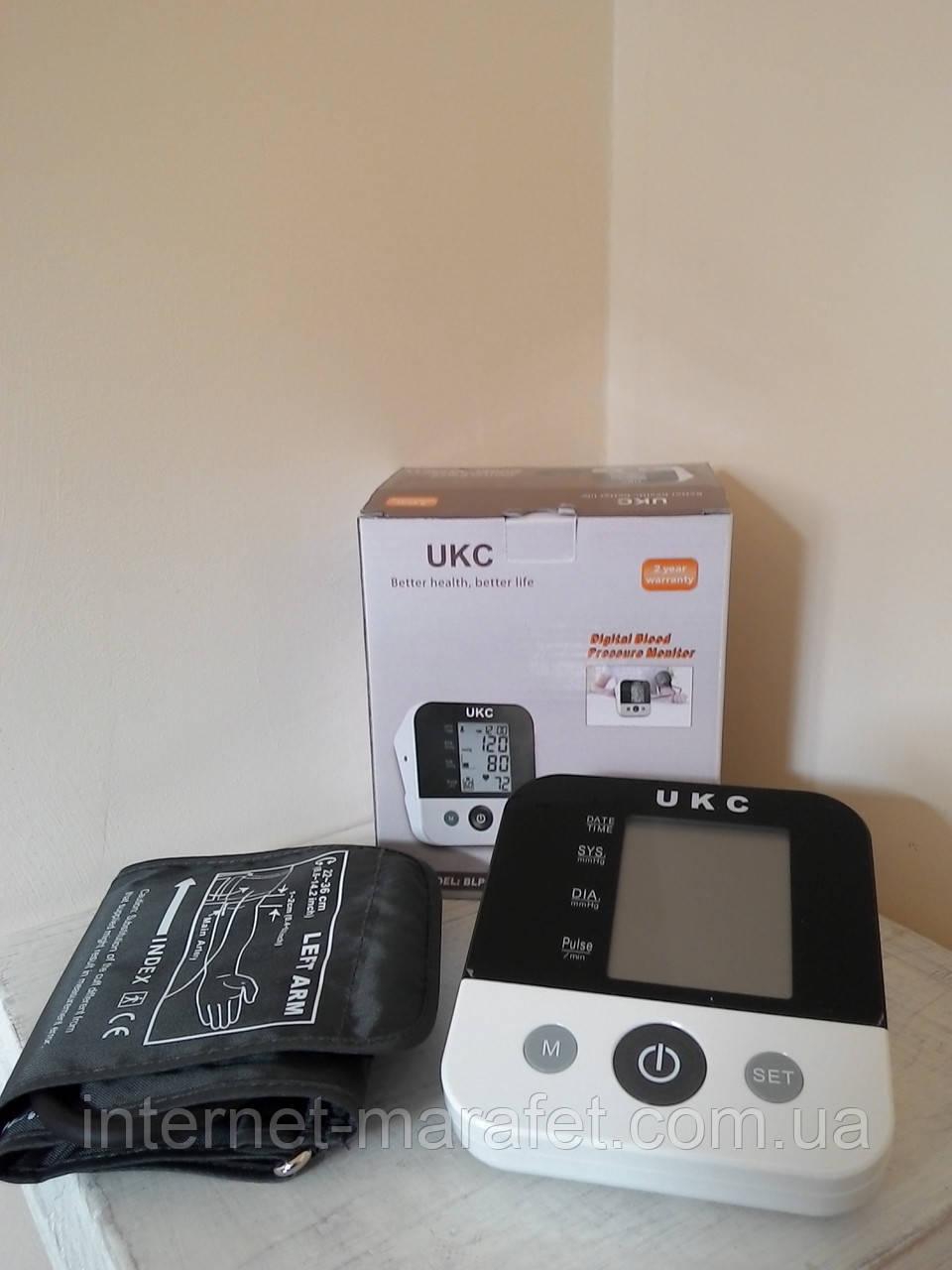 Автоматичний тонометр UKC Blood Pressure Monitor