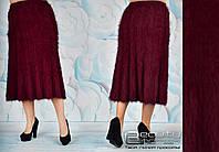 Женская юбка из ангоры  размер 46-48 .50-52.54-56