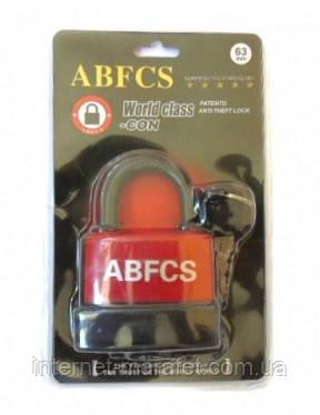 Навесной замок ABFCS