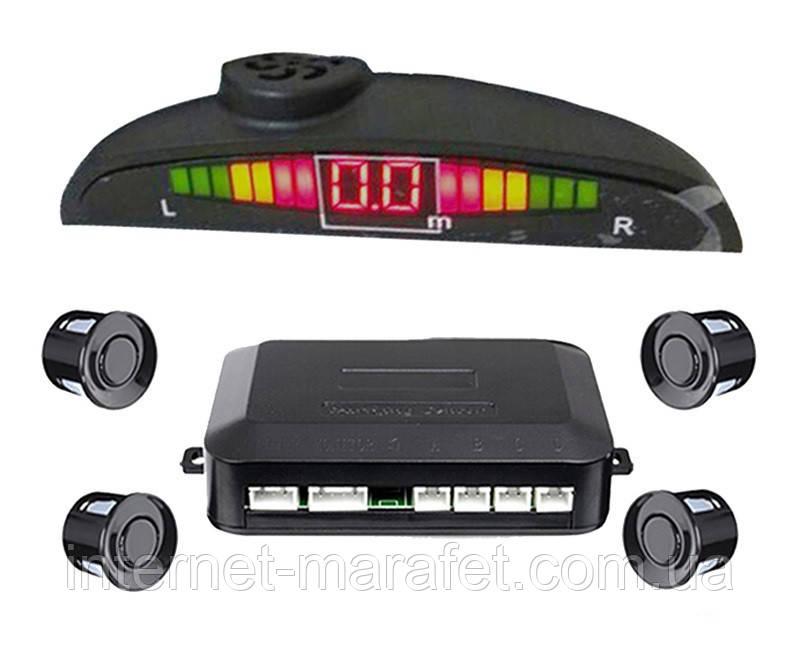 Парктроник 4 датчика Parking Sensor 3800