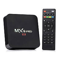 ТВ приставка MXQ Pro S905 4K