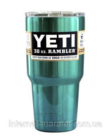 Большая термокружка Yeti (890 мл)