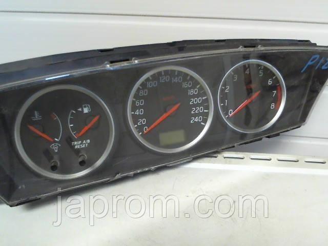 Панель щиток приборов Nissan Primera P12 2002 - 2008г.в.