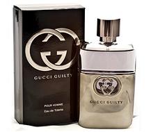 Мужская туалетная вода Gucci Guilty Pour Homme (реплика)