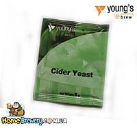 Дрожжи для сидра Young's Cider Yeast, фото 1
