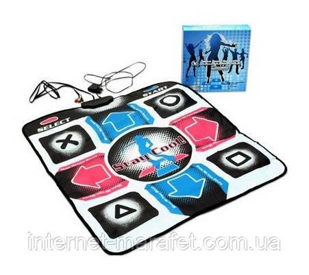 Танцевальный коврик X-treme Dance Pad USB+AVI