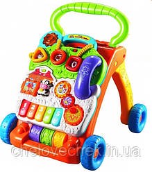 Детские ходунки VTech Sit-to-Stand Learning Walker