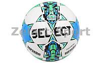 Мяч для футзала №4 CORD ST TOLENTO NFHS  цвета в ассортименте (5 сл., сшит вручную)