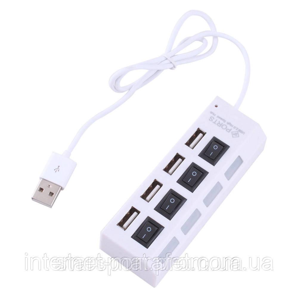 Разветвитель USB Hub 2.0