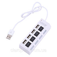 Разветвитель USB Hub 2.0, фото 1