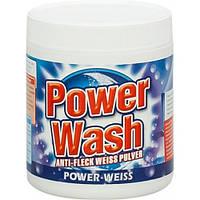 Power Wash Отбеливатель 600гр.  для белых тканей